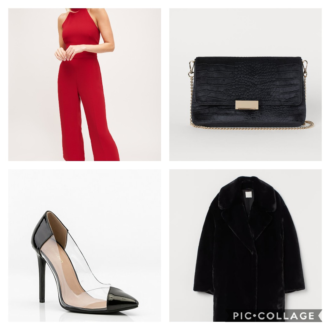 Outfit ideas to wear to your Christmas work party