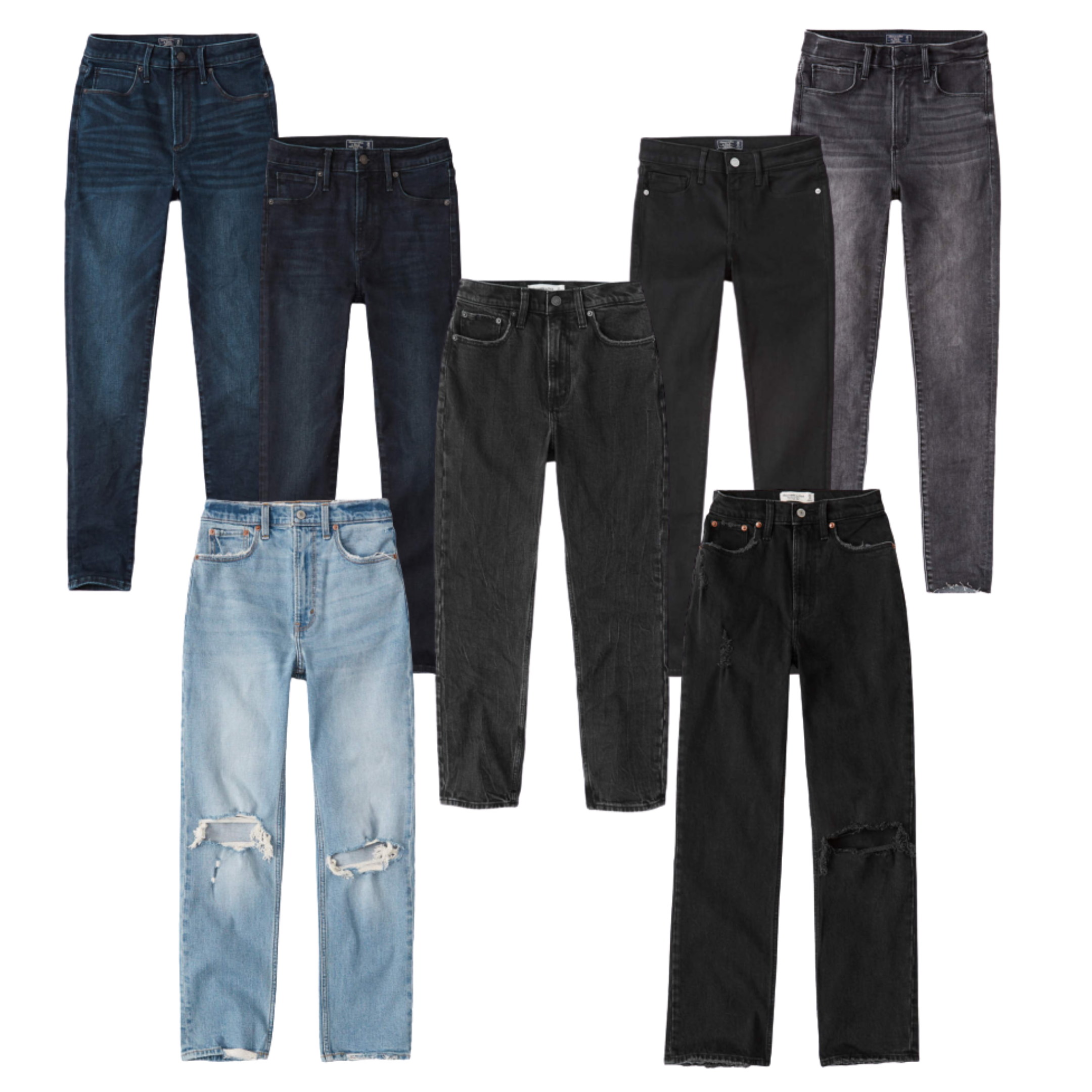 Abercrombie Denim Guide